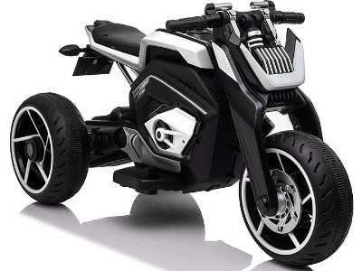 Детский электромобиль River Toys Трицикл. Мотоцикл