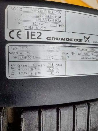 Vând pompa de apa grundfos CM15-2A