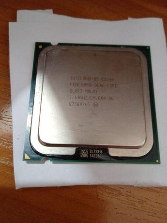 Процессор Dual Core E2140