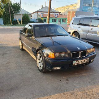 BMW E36. 1995год.