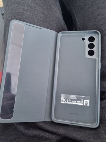 Чехол Samsung Smart Clear View Cover для Galaxy S21 Plu