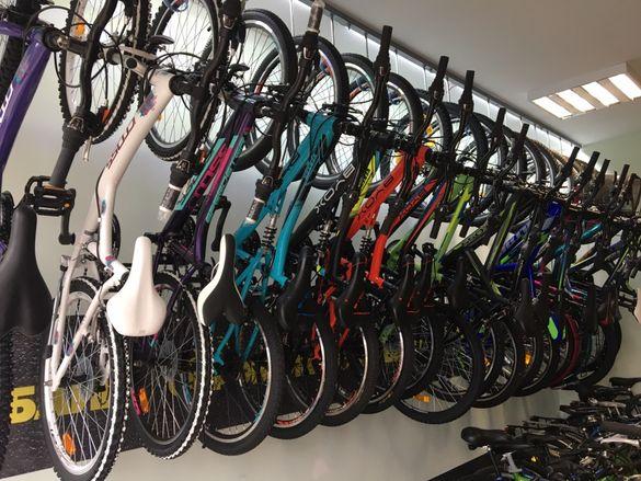 Магазин за велосипеди Евробайк - Пловдив