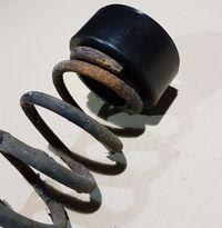 Kit inaltare SUZUKI Jimny, Vitara, Grand Vitara, tampoane arc 5cm