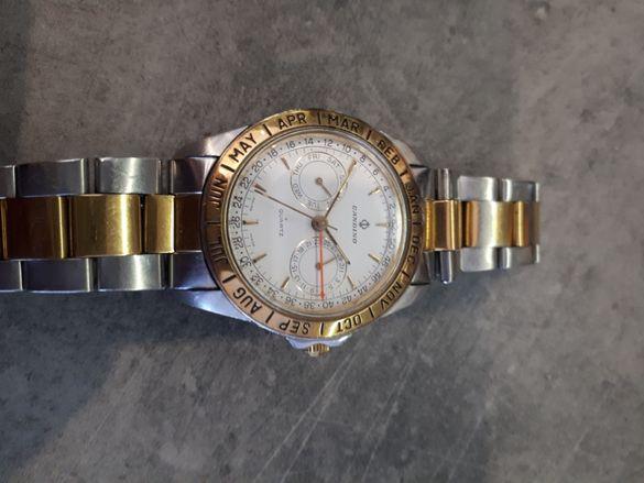 Часовник Candino After-Work златно покритие