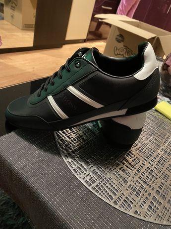 Papuci Hugo Boss