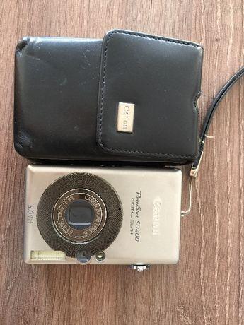 Фотоапарат Cannon Powershot SD400 канон 5 мегапиксела 5mgpx