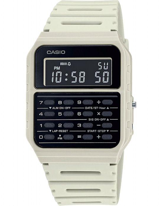 Ceas Casio Vintage Edgy Calculator - CA-53WF-8BEF - Original - Nou