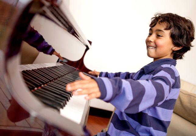 Музыкальный кабинет по фортепиано