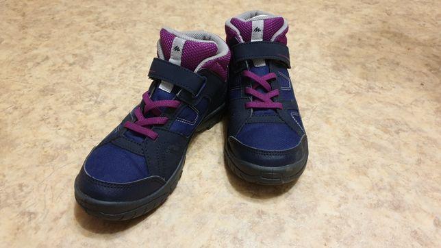 Осенние кроссовки для девочки