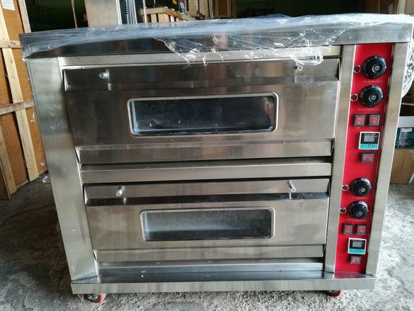 Фурна за пици®1-ниво, 2-нива закуски и готвене професионална