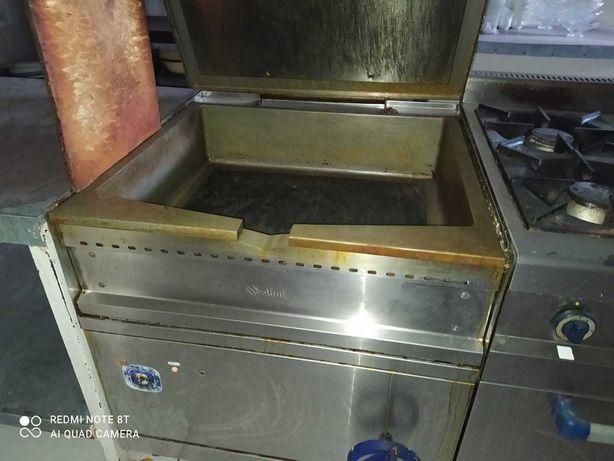 Электронная сковорода ABAT
