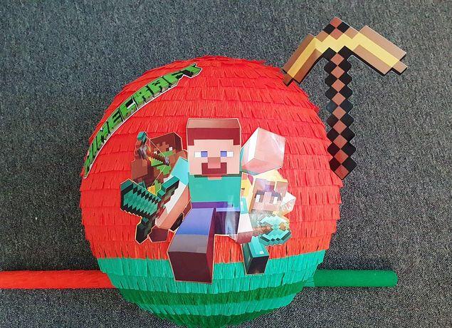Пиньята Майнкрафт. Minecraft.