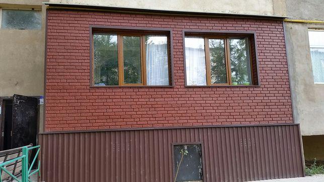 Утепление балконов и лоджии. Утепление угловых квартир.
