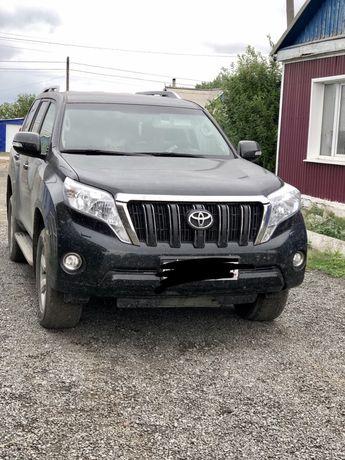 Продам Toyota Land Cruiser Prado