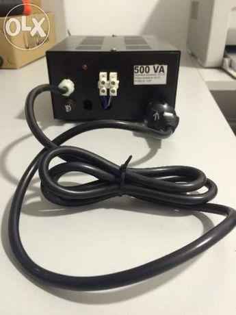 Захранващ трансформатор 220/60V - 250W - 400W - 500W - 800W