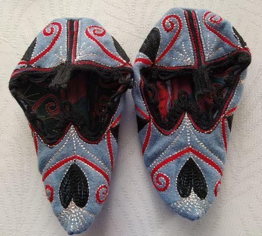 Родопски терлици - ръчно изработени