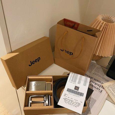 Подарочный набор ремень от JEEP