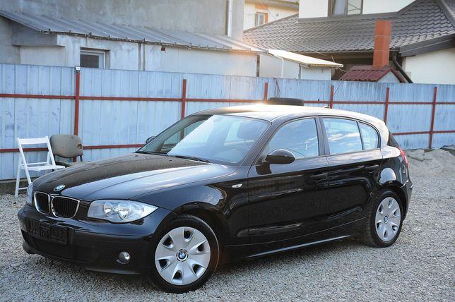 BMW 116 2007 1.6i Euro 4 5 usi, AC recent adus Germania