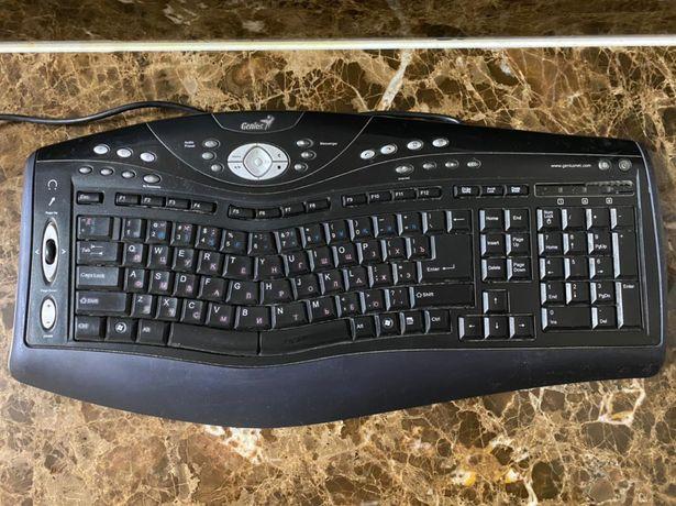 Клавиатура состояние отличное мышь в подарок