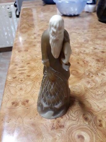 Vand/schimb sculptură în os