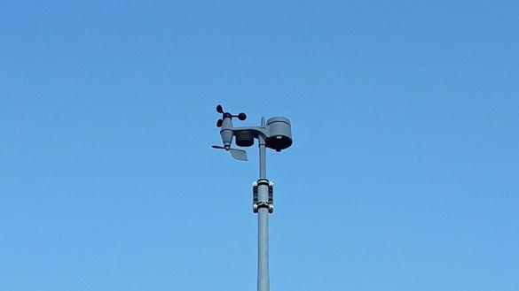Technoline WS1900 – WIFI Метеорологична станция с 5 в 1 външен сензор