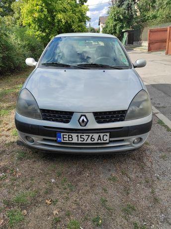 Renault Clio 2002г. 1.2