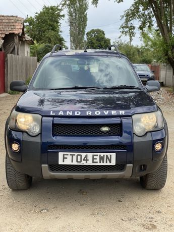 Land Rover Freelander TD4 HSE Facelift!!