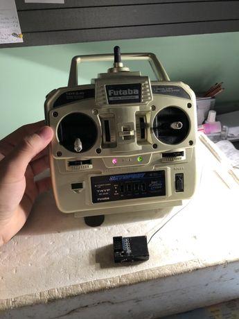 Radiocomanda Futaba T4-YF 2.4ghz Spectrum,telecomanda modelism,aero