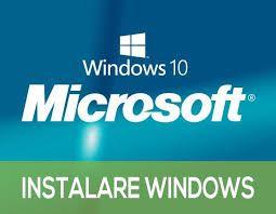 instalez instalare windows 7 8.1 sau 10