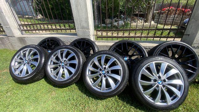 225 45 18 + Jante 5x120 r18 Rial Michelin Pilot Alpin 3