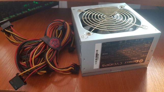 Sursa PC 500W Enermax Cyclops ECS500AWT - Ca Noua