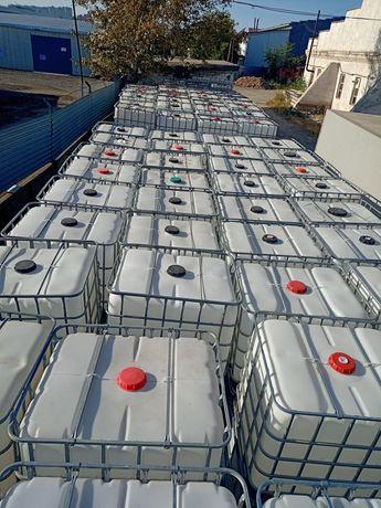 Продам бочки еврокуб кубовые 1000лит