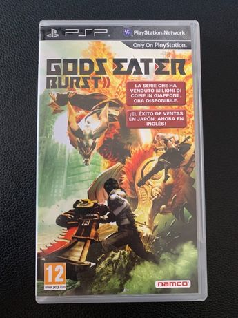 Joc PSP - Gods Eater Burst - PlayStation Portable
