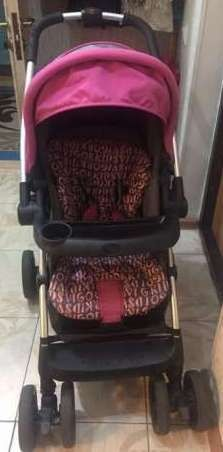 Продам удобную и надежную коляску VIKI.