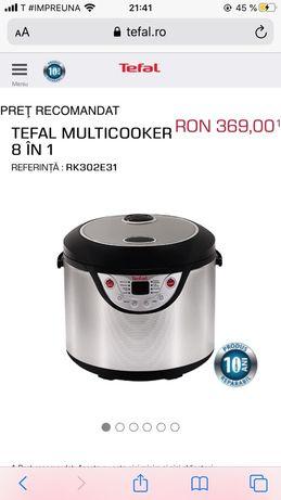 Tefal 8 in 1 Cooker
