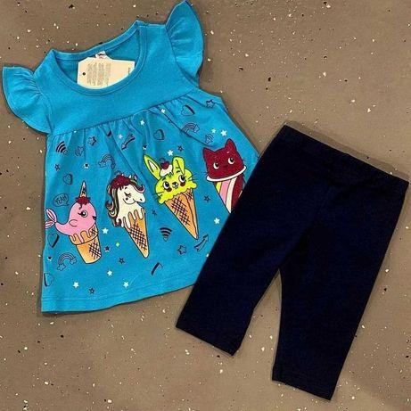 Одежда для девочек на садик удобный