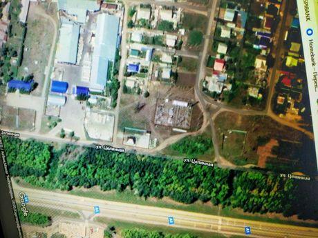 Продам земельный участок на пересечении ул. Интернациональная-Целинная