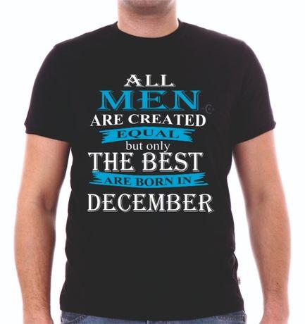 Мъжки тениски с надпис