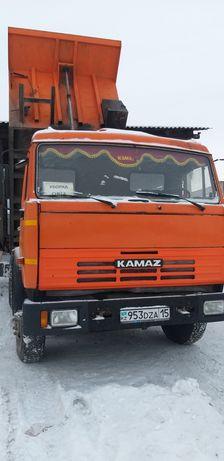 Услуги Камаза.Вывоз и уборка снега