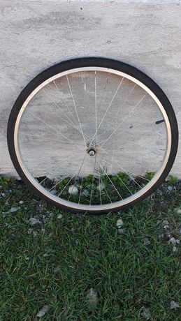 Roata fata bicicleta 26, stare foarte buna