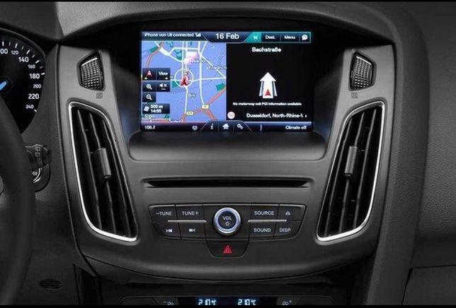 Activez Navigatie/GPS Ford + card Navigatie Europa full 2020-2021