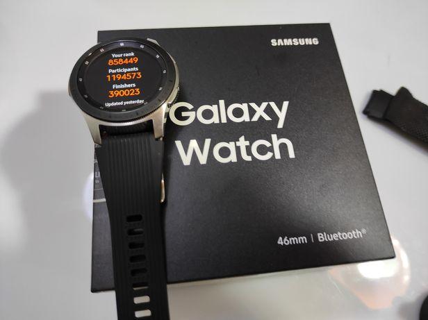 Ceas Samsung Smartwatch 46mm, schimb cu Pixel 3 XL