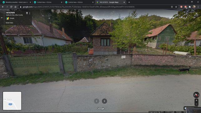 Vand casa cu gradina in Galda de Sus Alba Iulia