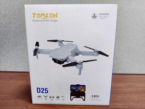 Drona Tomzon D25 cu camera 4K