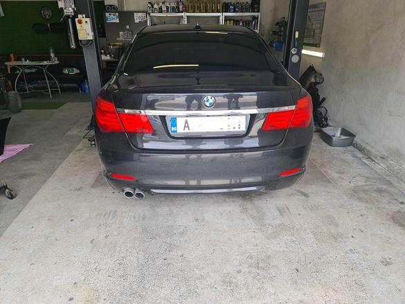 Задна броня за BMW 730 F01