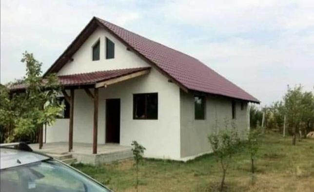 Vând casa din structura metalica