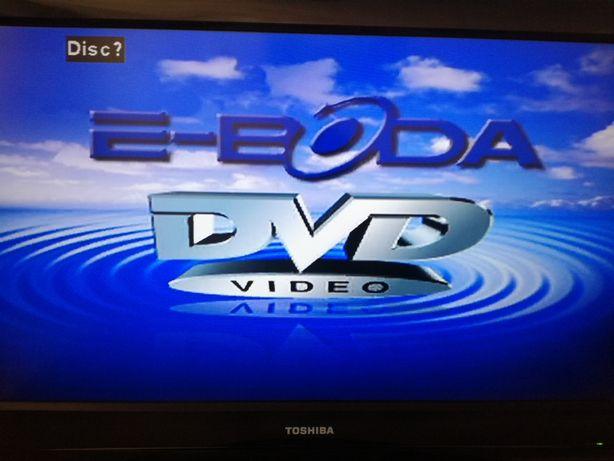 Dvd E-BODA DV 555x