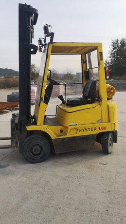 Stivuitor hyster 1.6