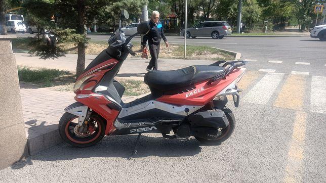 Продам скутер срочно нужны деньги