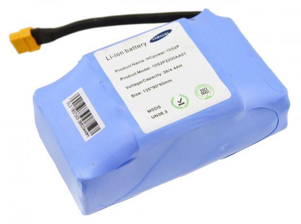 Аккумулятор для гироскутера 10S2P Samsung 36v 4400mAh